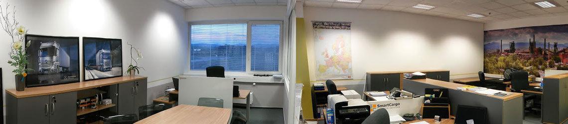 Nové kancelářské prostory